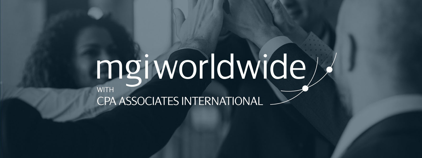 MGI Worldwide and CPAAI Merger Image