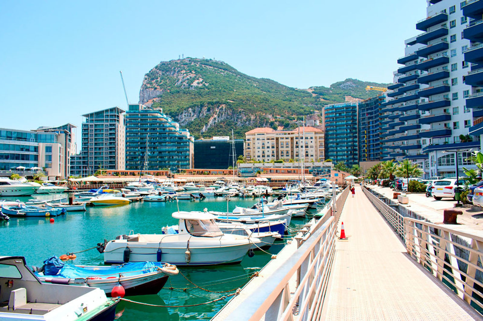 Main benefits of living in Gibraltar Image